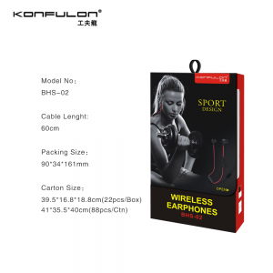 Bluetooth Наушники Earphone BHS-02