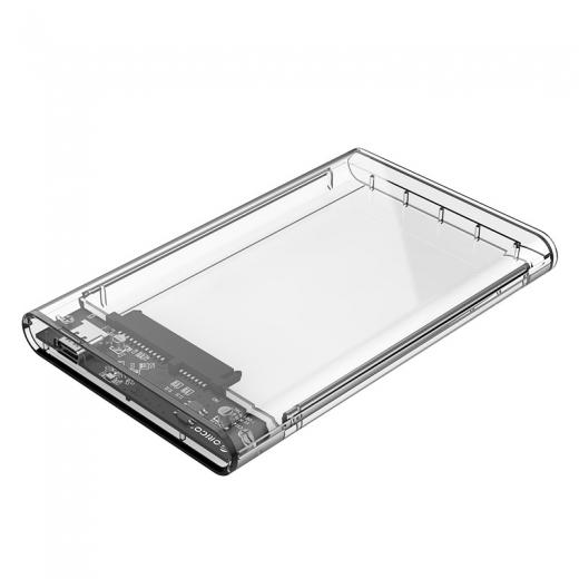 ORICO 2,5 Inch SATA Transparent USB3.0 Hard Drive Enclosure