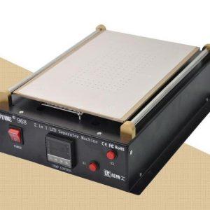 UYUE 968 Горячий сепаратор экранов с двойным вакуумом screen separator