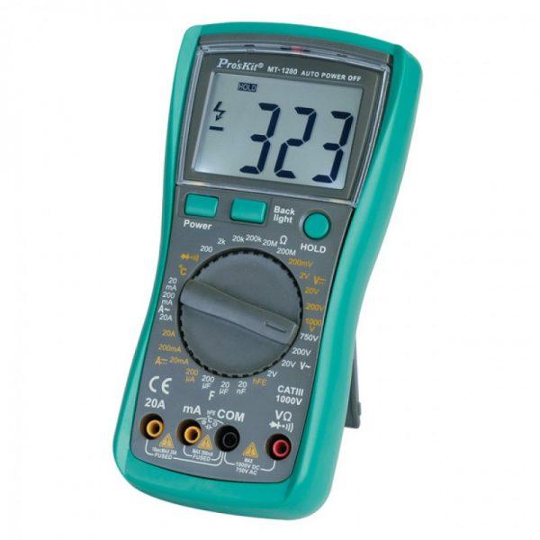 Тестер Digital Multimeter Pro'sKit